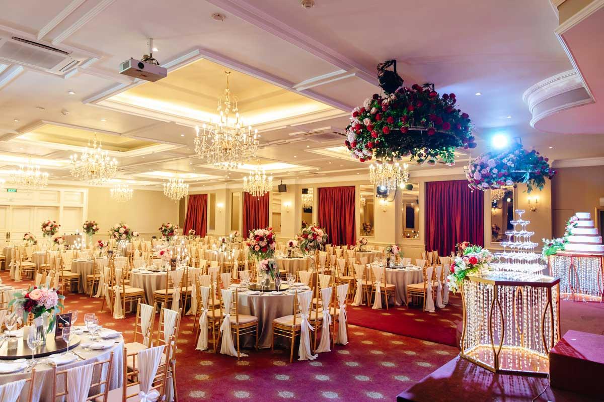 Sự kiện hội tụ hơn 30 đối tác dịch vụ cưới hàng đầu tại TP HCM.