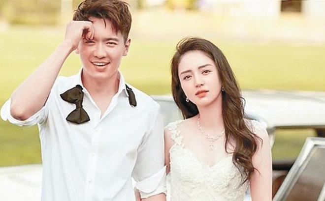 Đổng Tuyền và chồng cũ Cao Dĩ Tường.