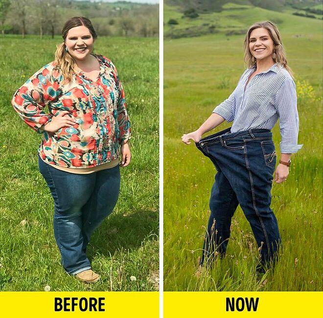KIah từng nghĩ rằng mình sẽ là người thừa cân cho đến hết đời.