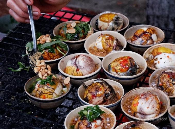 Địa chỉ cuối tuần: Ba món ăn vặt đựng trong chén nhỏ