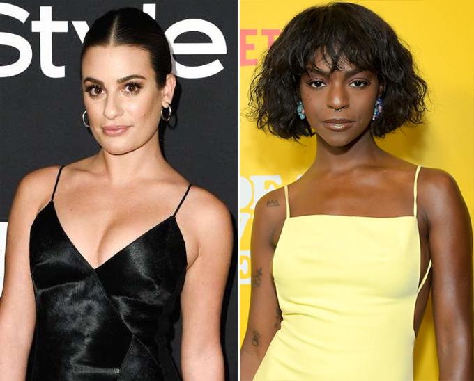 Lea Michele vừa vướng bê bối bắt nạt các bạn diễn ở trường quay Glee.