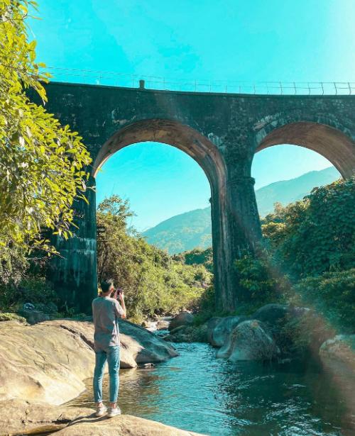 Cầu Vòm Đồn Cả - chốn thần tiên - 2