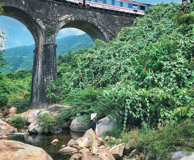 Cầu Vòm Đồn Cả - chốn thần tiên - 4