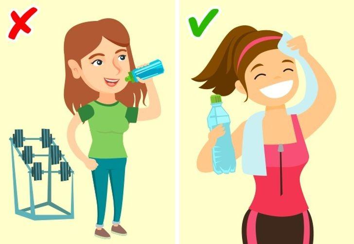 9 thời điểm nên tránh uống nước - 2