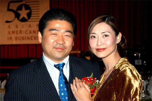 Diệp Ngọc Khanh, vợ của ông Hồ Triệu Minh.