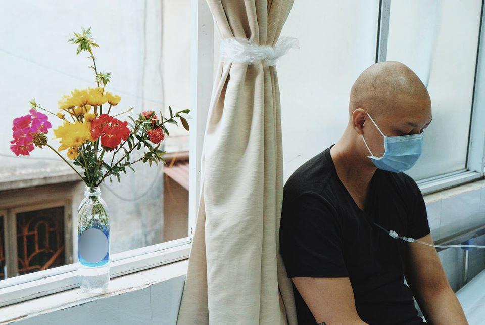 Anh Vũ hoàn tất 6 đợt trị liệu và hiện sức khoẻ ổn định.