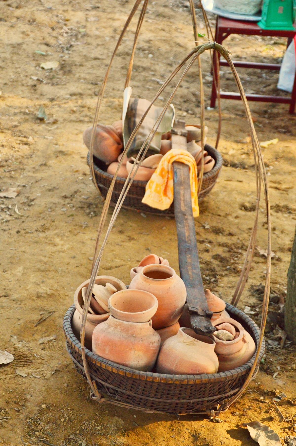 Nét dân dã ở phiên chợ Hương xưa làng cổ - 16