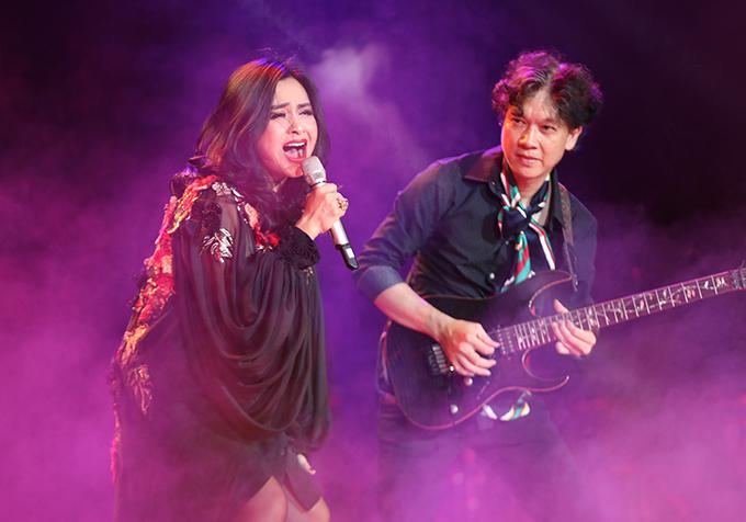 Thanh Lam hát Không thể và có thể.
