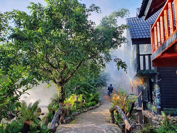 Khu du lịch ma quỷ ở Đà Lạt bị ném đá dù mới khai trương - 4