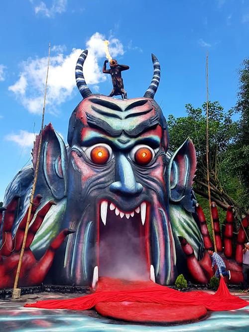 Khu du lịch ma quỷ ở Đà Lạt bị ném đá dù mới khai trương - 14
