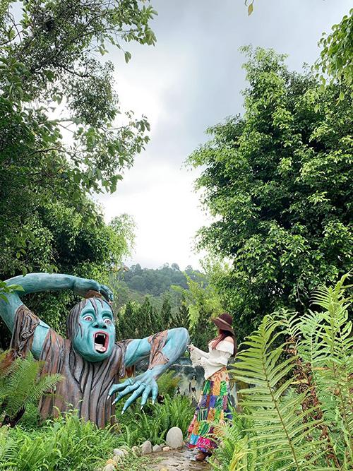 Khu du lịch ma quỷ ở Đà Lạt bị ném đá dù mới khai trương - 8