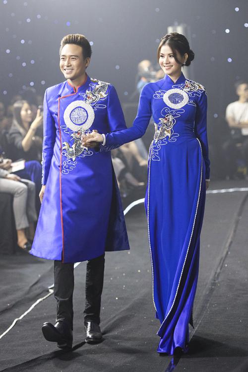 Trong các tác phẩm của mình, Minh Châu muốn đề cao giá trị truyền thống và cùng cộng sự sáng tạo, làm việc chỉn chu trong từng đường kim mũi chỉ, giúp cô dâu chú rể có được trang phục ưng ý trong ngày đại hỷ.