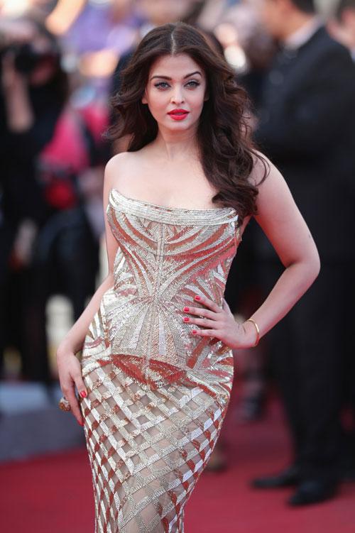 Hoa hậu Aishwarya Rai.