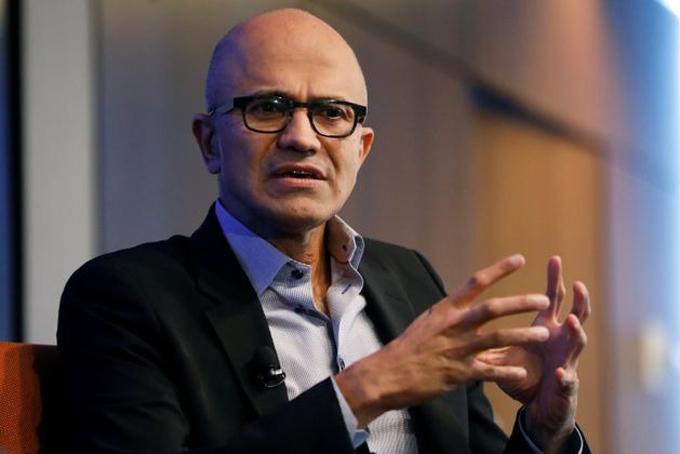 9. CEO Microsoft Satya Nadella: 77,2 triệu USD