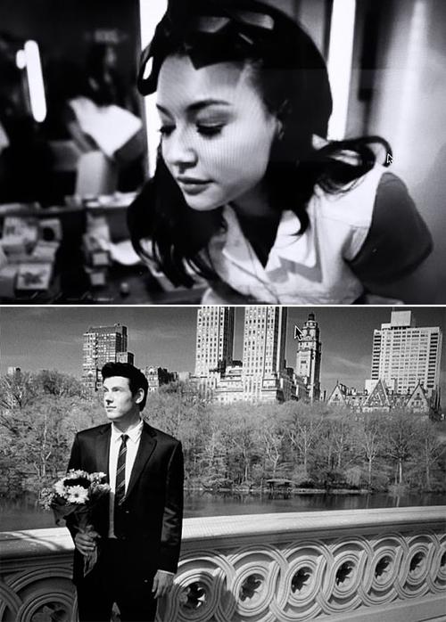 Lea Michele tưởng nhớ cùng lúc hai người bạn diễn Naya Rivera và Cory Monteith vào ngày 13/7.