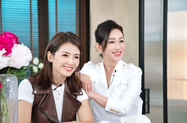 Tần Hải Lộ, một trong những khách mời trong livestream của Lưu Đào.