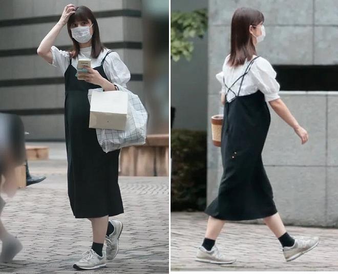 Ogura Yuko ra khỏi nhà hôm 15/7.