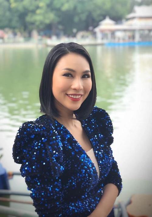 Ca sĩ Khánh Ngọc.
