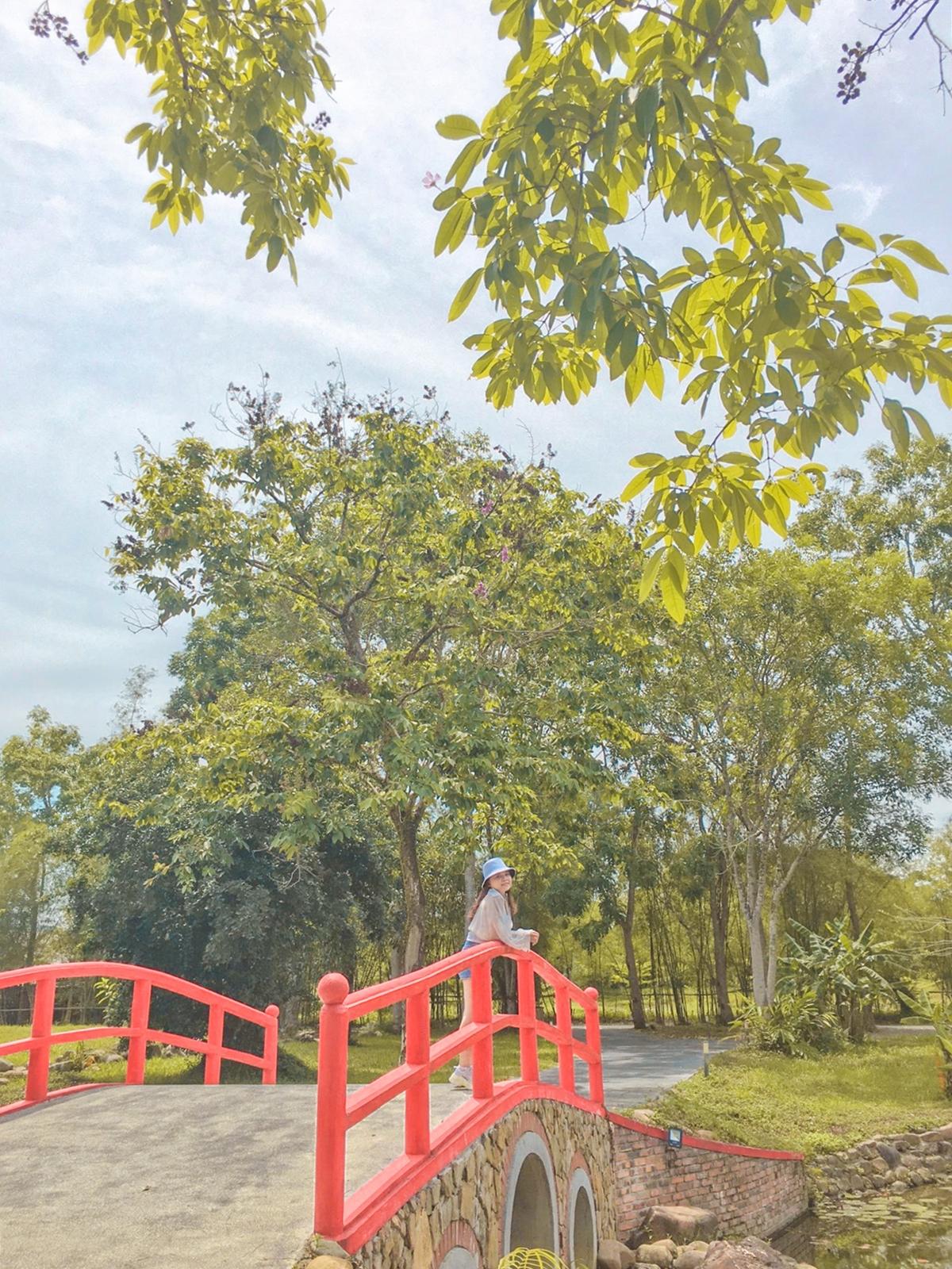 Bao quanh Thanh Tân là màu xanh của rừng nguyên sinh, dãy Trường Sơn và rừng thông nhân tạo. Các gia đình có thể tận hưởng nhiều trò chơi, tập thể thao, giải trí và hòa mình trong các trò cảm giác mạnh.