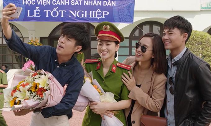 Kết thúc khác của Bằng chứng vô hình được hé lộ trong MV nhạc phim.