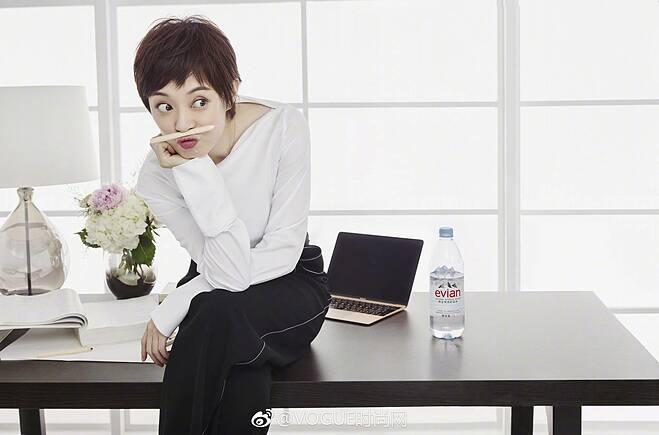 Nữ diễn viên Tôn Lệ.