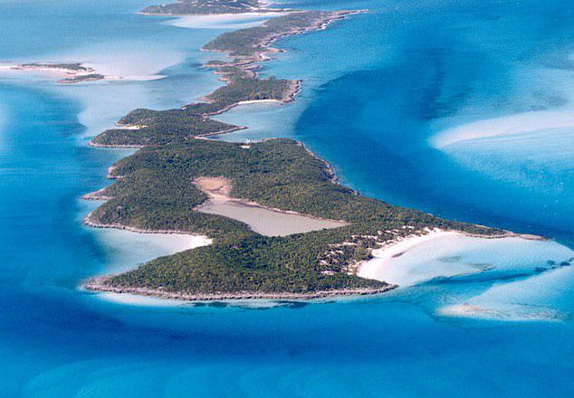 Hòn đảo nhiệt đới thơ mộng.