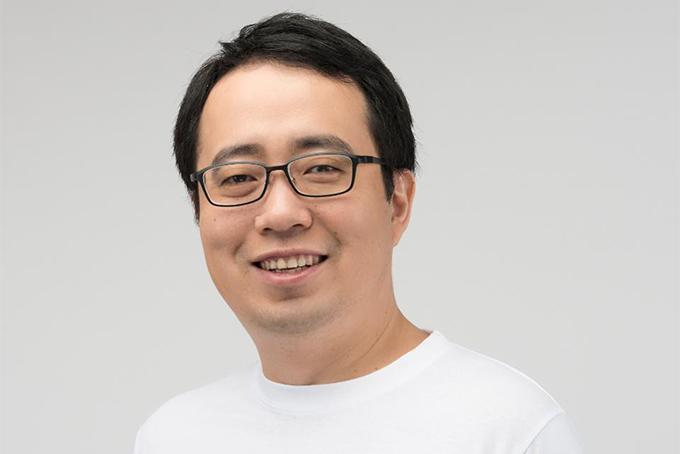 David Chen, nhà đồng sáng lập Sea, công ty mẹ Shopee. Ảnh: Forbes.