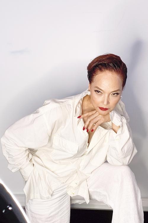 Lê Khanh nói chị muốn thay đổi chính mình, không còn vương vấn vai diễn Thái Tuyết Mai.