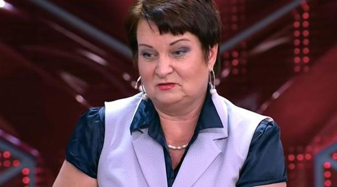 Elena, con gái bà Galina, được cho là cố gắng phá hoại hôn nhân của mẹ với chồng cũ. Ảnh: KP.ru.