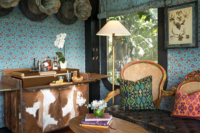Khách sạn tốt nhất thế giới Capella Ubud ở Bali.