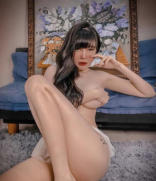Elly Trần chuộng mặc đồ kiệm vải - 8