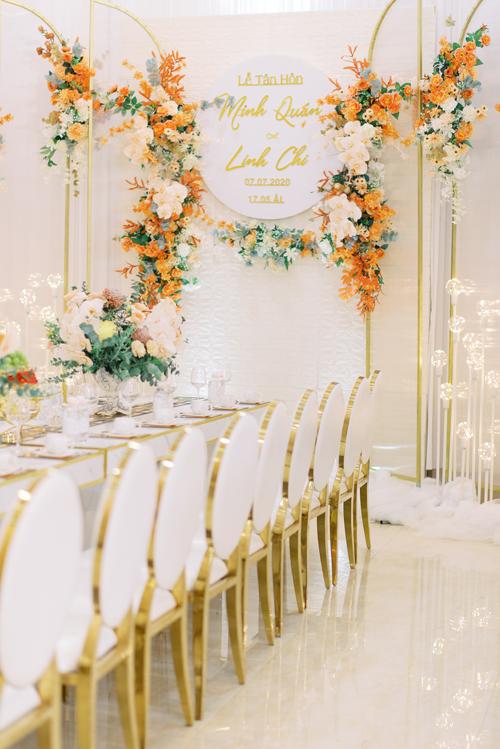 Bộ ảnh được thực hiện bởi decor: Memory Wedding and Event, photo: Đặng Thanh Thiện.