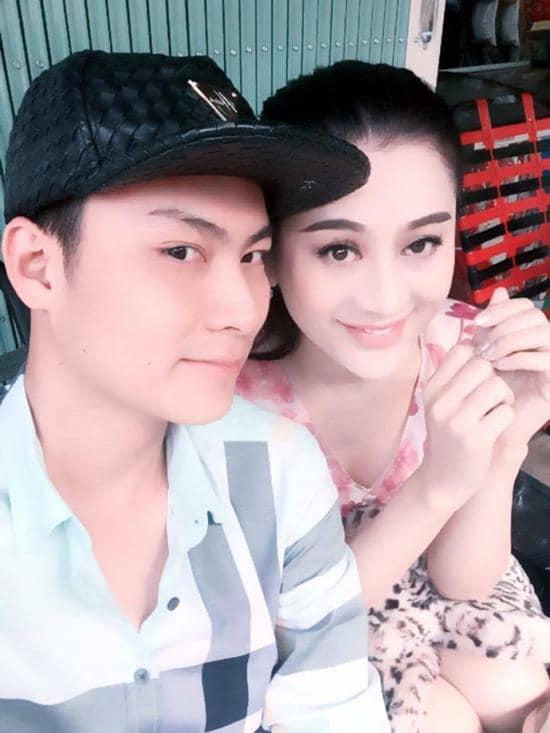 Lâm Khánh Chi và Nguyễn Phi Hùng thuở mới quen nhau.