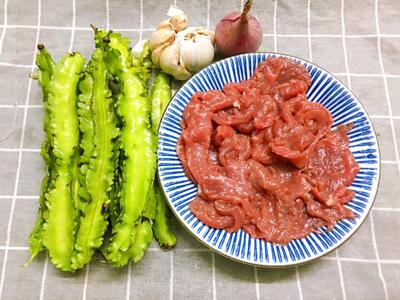 Thịt bò xào đậu rồng - 2