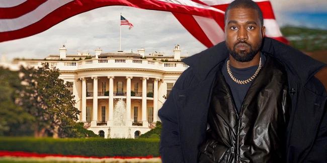 Vào ngày Quốc khánh Mỹ, 4/7, Kanye West gây bão với tuyên bố sẽ tranh cử tổng thống Mỹ. Nhiều người cho rằng rapper 43 tuổi chỉ nói đùa hoặc là chiêu gây chú ý cho album mới. Tuy nhiên vài ngày sau Kanye trả lời phỏng vấn tạp chí Forbes, khẳng định sẽ chạy đua vào vị trí lãnh đạo Nhà trắng và sẵn sàng đối đầu với người bạn - tổng thống Donald Trump. Ngày 15/7, anh chính thức nộp hồ sơ tranh cử lên Ủy ban bầu cử liên bang.