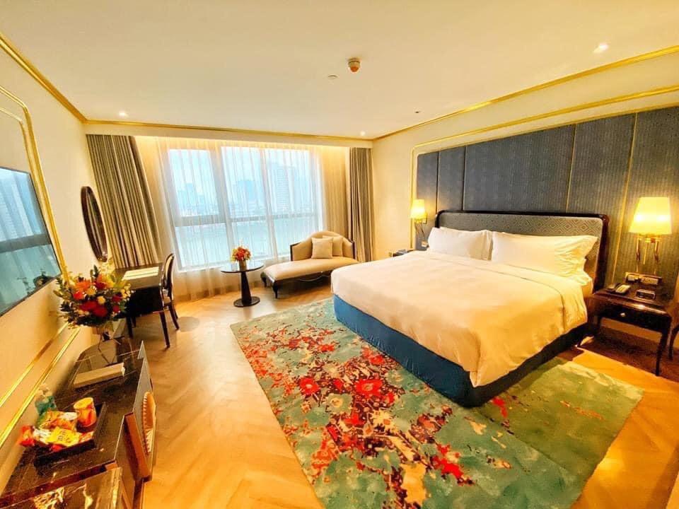 Ưu đãi tham quan, ăn sáng tại khách sạn dát vàng Hà Nội - 8