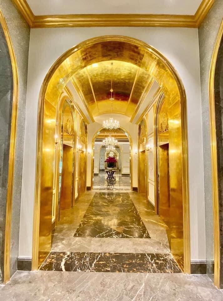 Ưu đãi tham quan, ăn sáng tại khách sạn dát vàng Hà Nội - 14