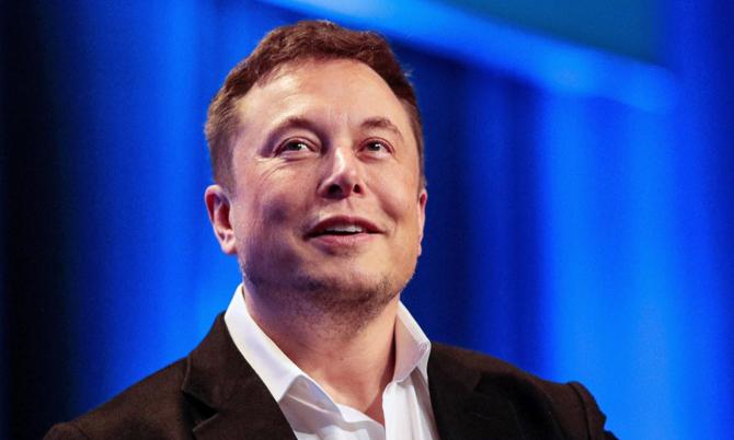 Elon Musk - CEO Tesla. Ảnh: BI.