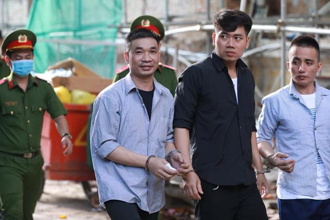 Văn Kính Dương bị đề nghị mức án tử hình cho hàng loạt tội danh. Ảnh: Hữu Khoa.