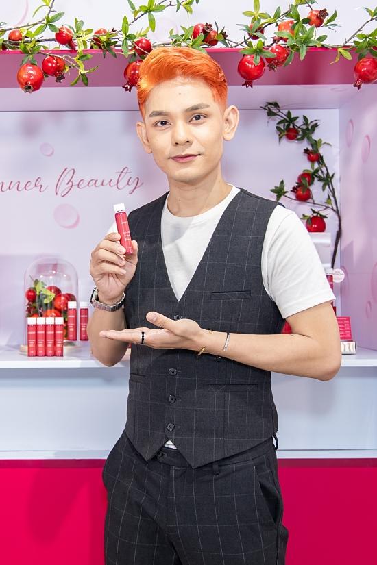 Á hậu Thùy Dung hiếm hoi xách túi hiệu đi event - 12