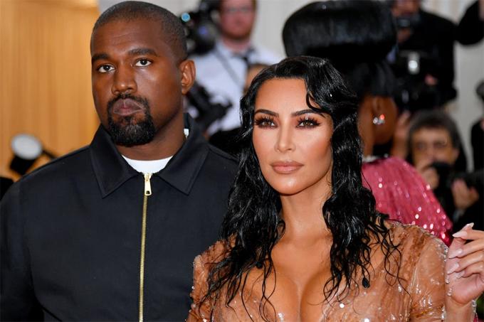 Kim Kardashian và Kanye West đang căng thẳng vì vấn đề sức khỏe tâm thần của rapper.