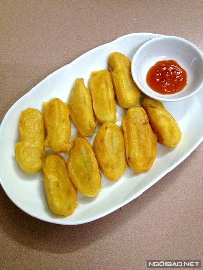 6 món tráng miệng từ khoai lang - 6