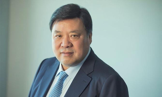 Người giàu nhì Hàn Quốc từng thế chấp nội tạng để vay tiền khởi nghiệp