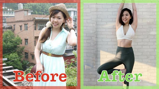 Sau khi tốt nghiệp đại học, cân nặng của Zoe Li chạm mốc 59 kg.