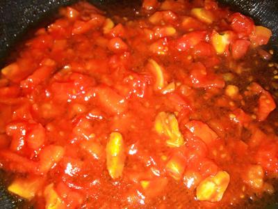 Đậu hũ sốt cà chua - 3