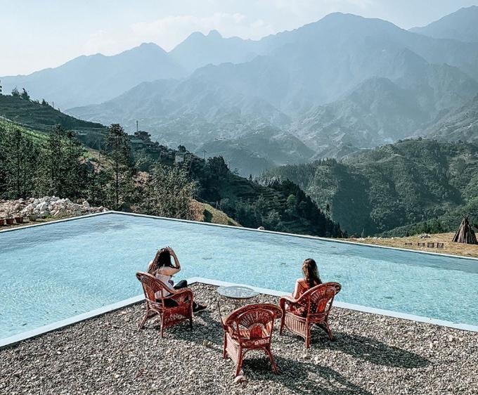 Homestay tiểu Bali ở Sapa