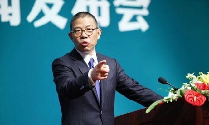 Zhong Shanshan, chủ hãng dược Beijing Wantai Biological Pharmacy. Ảnh: Chinanews.