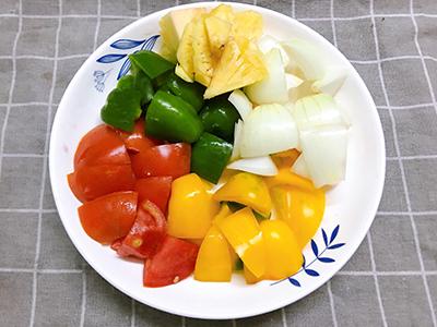 Mực xào chua cay - 3