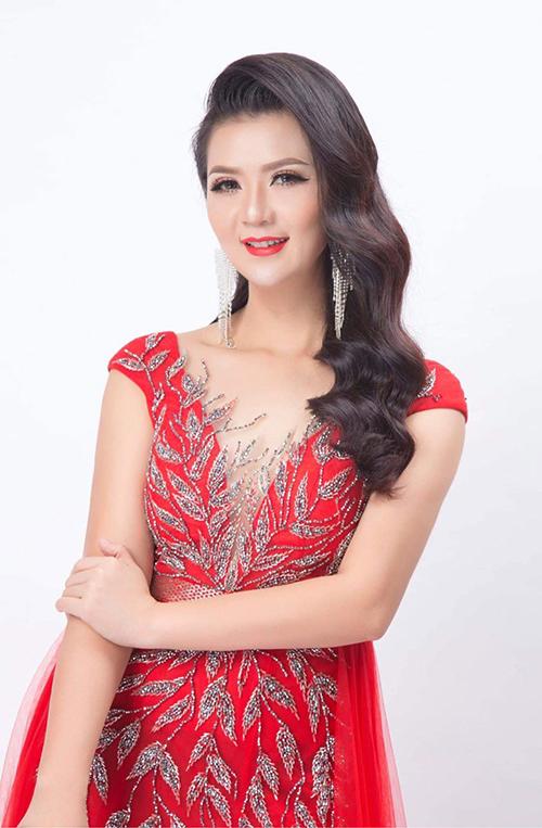 Ca sĩ Triệu Trang.