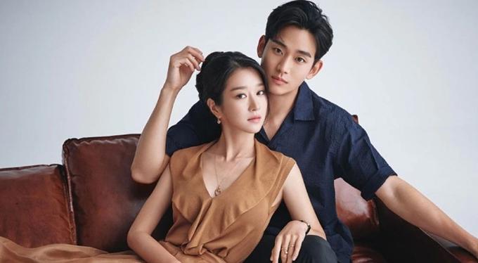Kim Soo Hyun và Seo Ye Ji đẹp đôi, diễn ăn ý, được cho là từng hẹn hò ngoài đời.